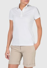 J.LINDEBERG - TOUR TECH - Sports shirt - white - 0