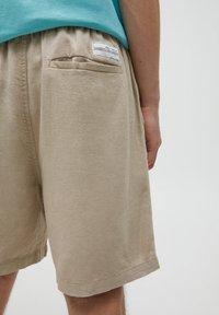 PULL&BEAR - Shorts - beige - 5