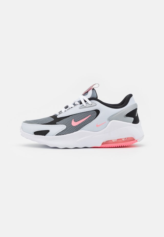 AIR MAX BOLT UNISEX - Trainers - smoke grey/sunset pulse/football grey/black