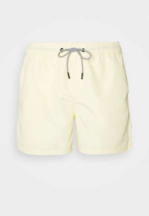 JJIARUBA SWIM  SHORTS - Swimming shorts - flan