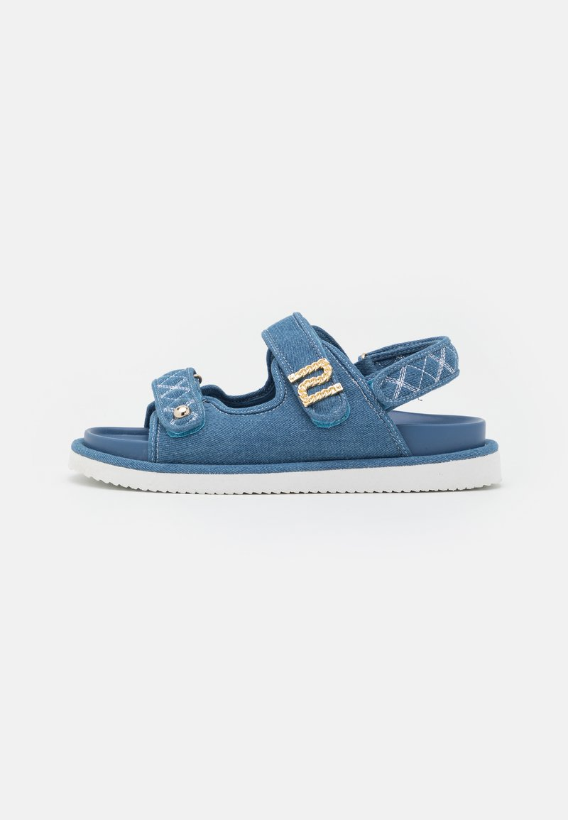 River Island - Sandals - blue