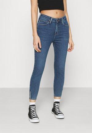 SCARLETT - Jeans Skinny Fit - mid ely
