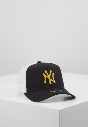 LEAGUE ESSENTIAL TRUCKER - Cap - black