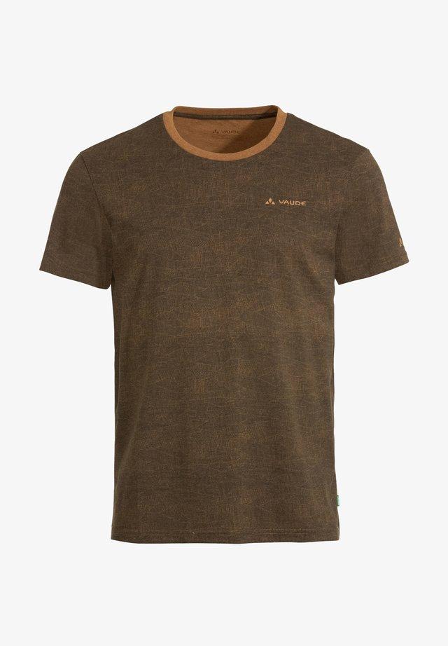 Print T-shirt - umbra