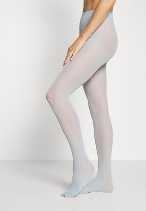 REBECCA 50 DENIER - Tights - dusty blue