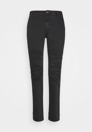 WEAVER - Slim fit jeans - black