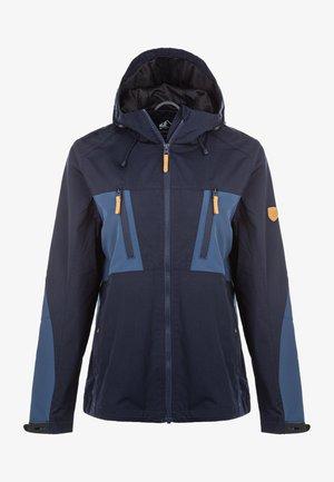 Outdoor jacket - navy blazer