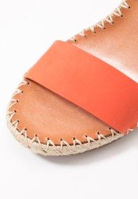 Dolce Vita - NOOR - Sandalen met hoge hak - red - 2