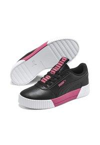 Puma - PUMA CARINA BOLD TRAINERS FEMALE - Sports shoes - black-puma black - 3
