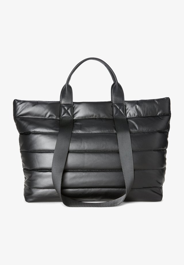 HANNA - Tote bag - schwarz