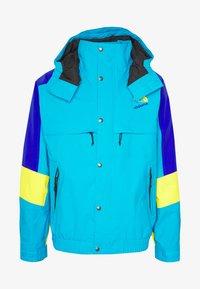 The North Face - EXTREME RAIN JACKET - Summer jacket - meridian blue combo - 4