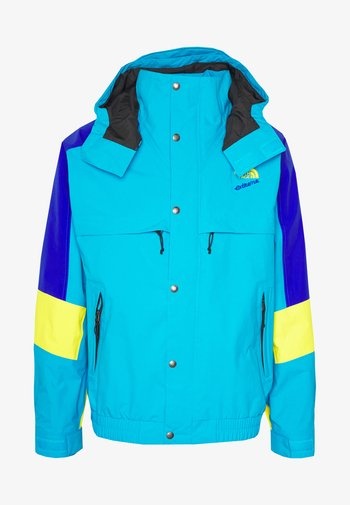 EXTREME RAIN JACKET - Summer jacket - meridian blue combo