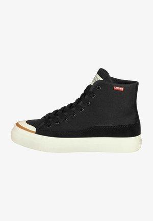 SQUARE HIGH  - Sneakers alte - regular black