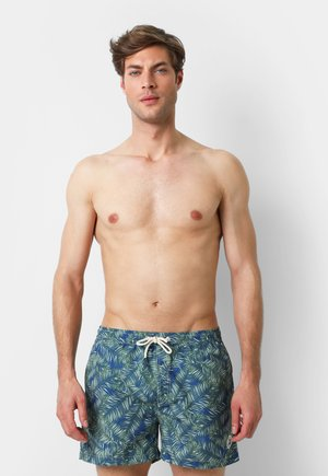 PALM TREE  - Badeshorts - navy