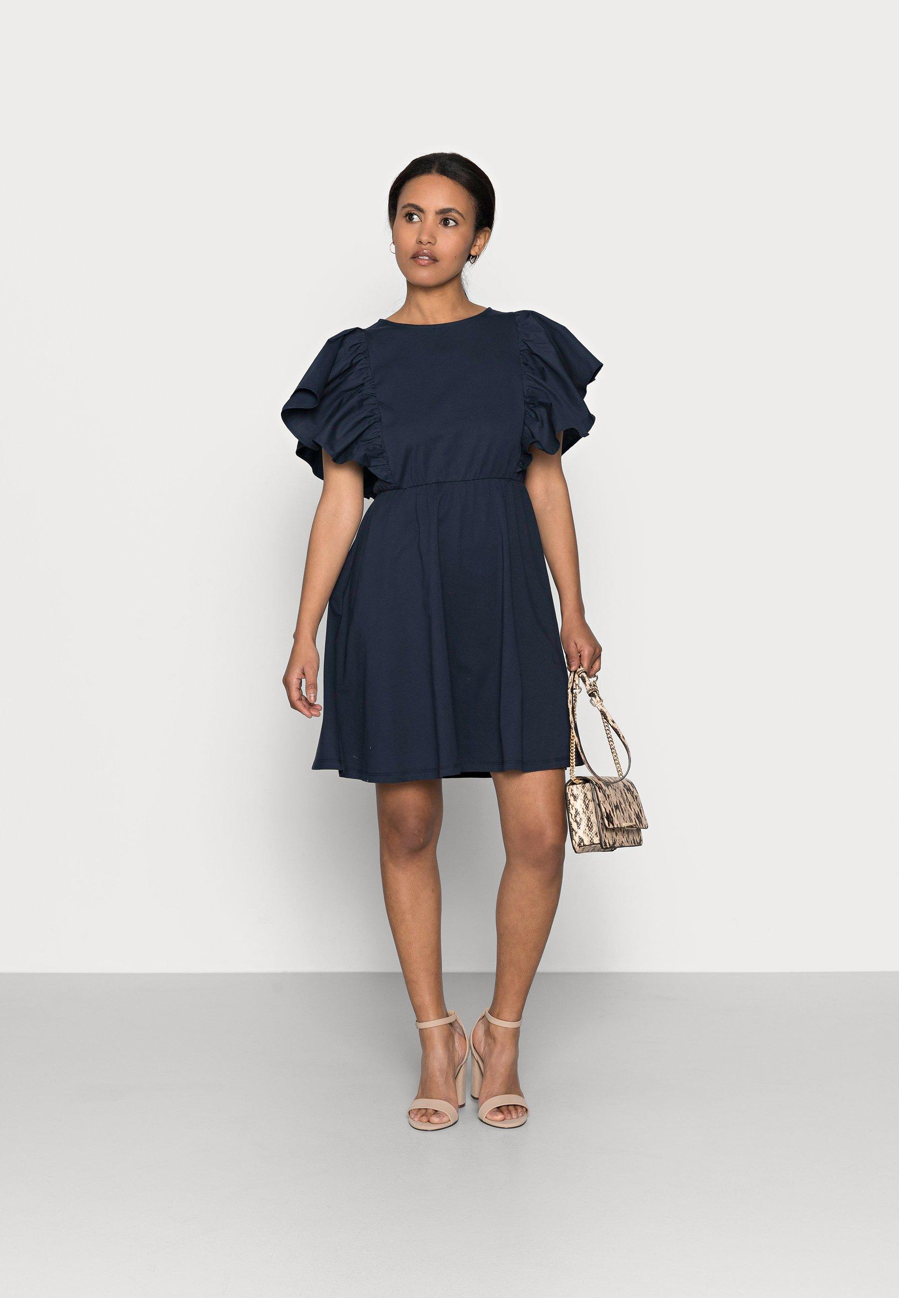 Women OBJELLA  DRESS  - Day dress