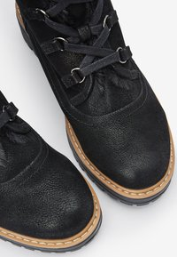 Next - FOREVER COMFORT® - Lace-up ankle boots - black - 4