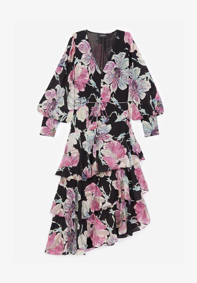 DÉTAIL PERLES - Maxi dress - multicolor