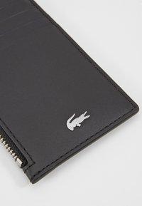 Lacoste - NECKLACE HOLDER - Wallet - black - 2