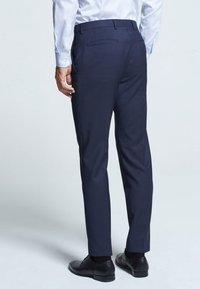 Strellson - MERCER - Suit trousers - navy - 2