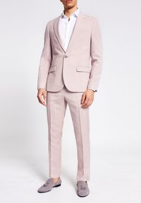 River Island - Suit trousers - pink - 1