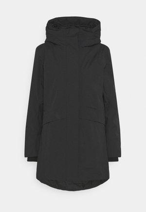 CAJSA WOMENS - Outdoor jacket - black