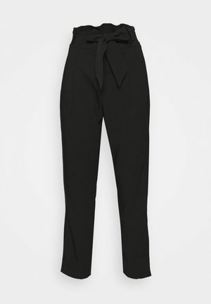 PINJA - Trousers - anthracite black