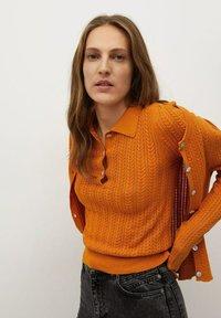 Mango - TELLON - Polo shirt - oranje - 3