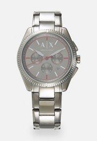 Armani Exchange - Chronograph watch - gunmetal - 0