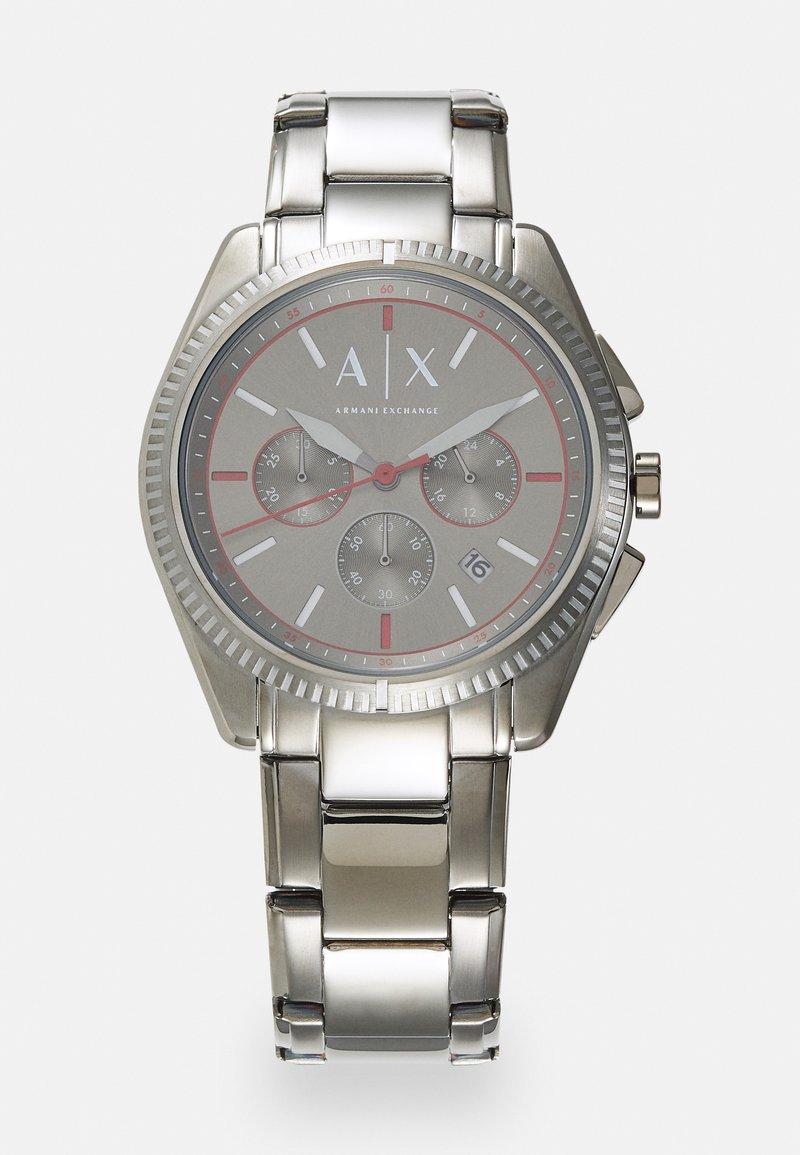 Armani Exchange - Chronograph watch - gunmetal