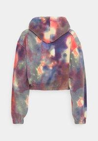 Weekday - LISA HOODIE - Fleece jumper - multi-coloured - 1
