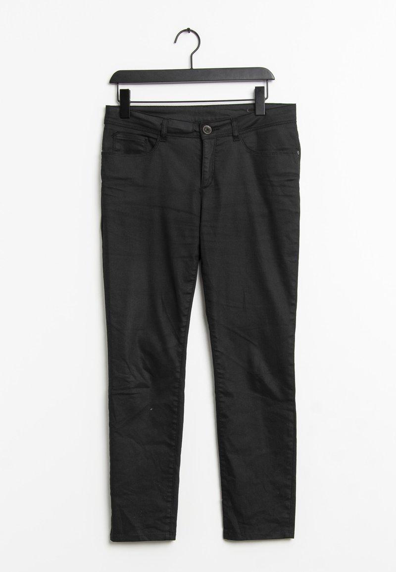 Street One - Straight leg jeans - black