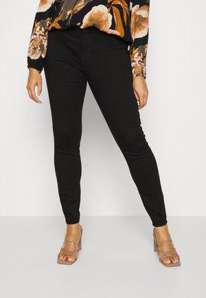 JANNA AMY - Jeans Skinny Fit - black
