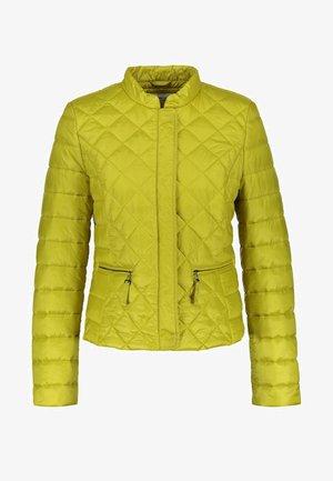 Light jacket - citronelle