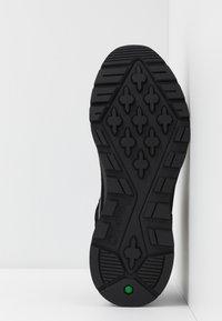 Timberland - FIELD TREKKER - Sneakersy niskie - black - 4