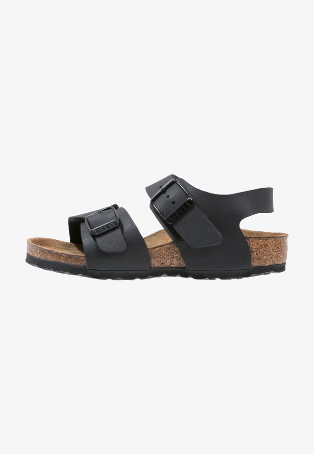 NEW YORK - Sandals - black