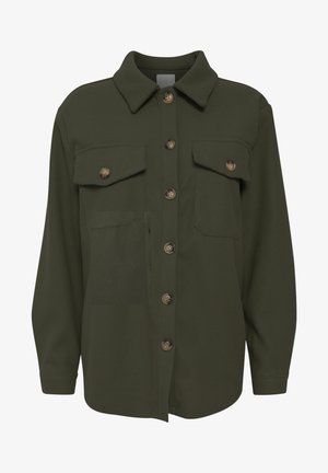 FXTAHIR - Summer jacket - dark olive