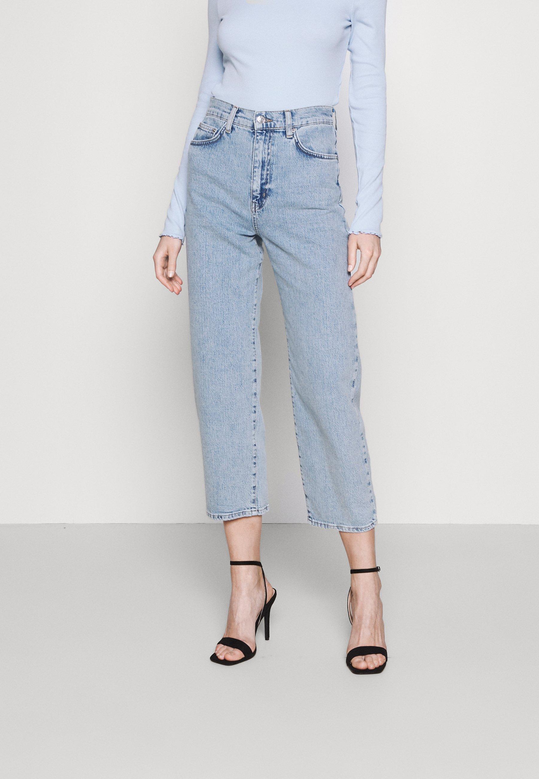 Women COMFY - Straight leg jeans