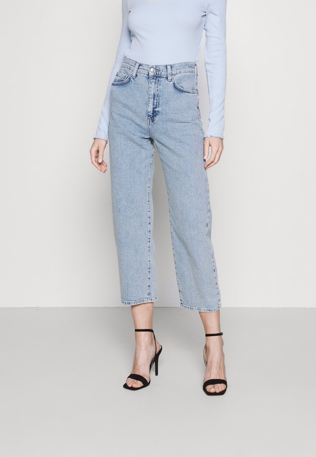 COMFY - Jeans baggy - sky blue