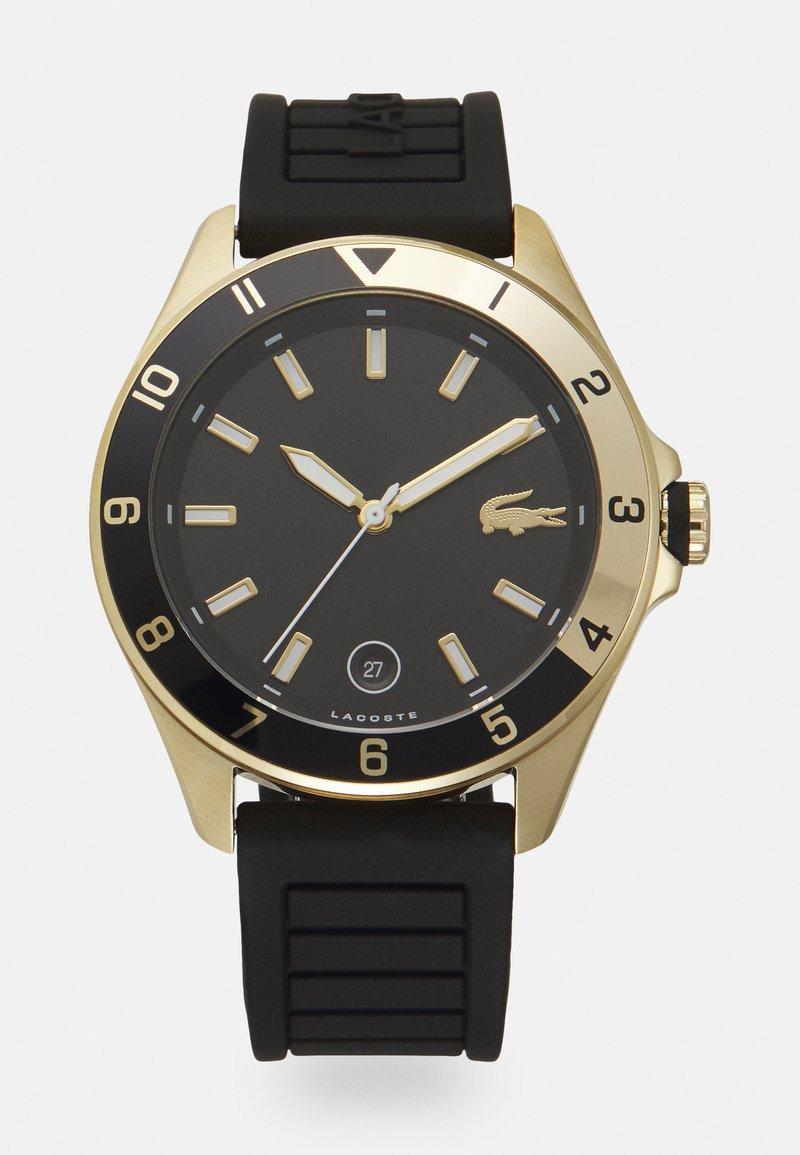 Lacoste - TIEBRAKER - Watch - black