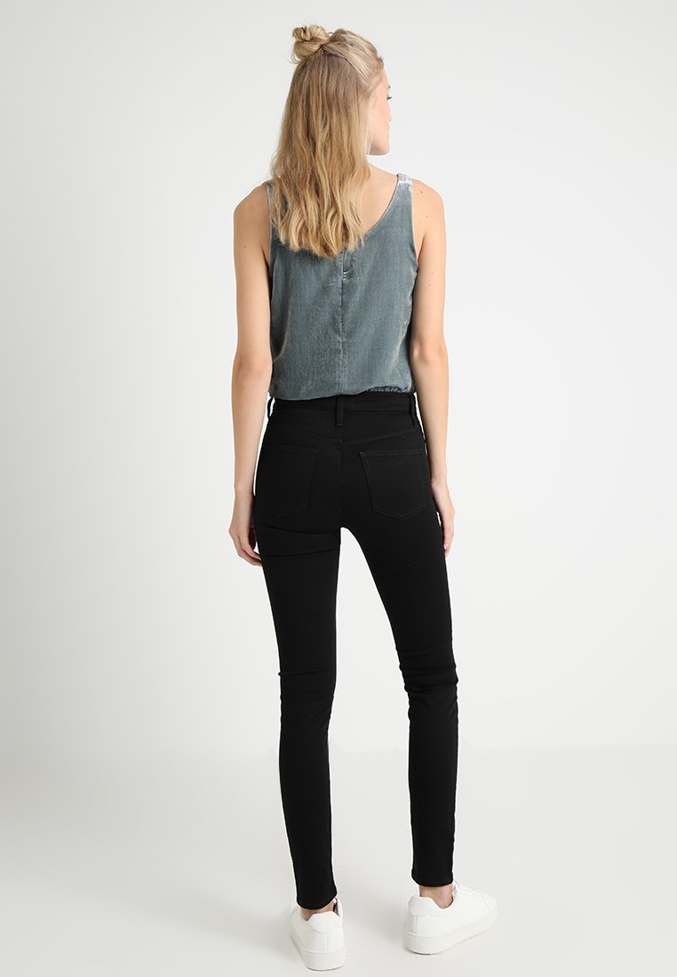 Pre Order Women's Clothing J.CREW TALL TOOTHPICK Jeans Skinny Fit true black ImUezQad1