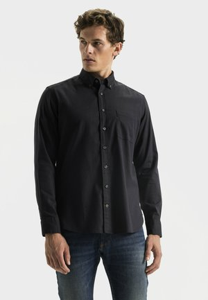 REGULAR FIT - Shirt - charcoal