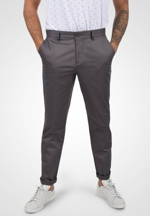 PANTS PELLE - Chinos - smoked pearl grey