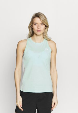 LEFT CHEST LOGO TANK - Top - mint