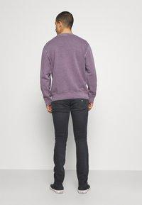 Tommy Jeans - SCANTON  - Slim fit -farkut - black - 2