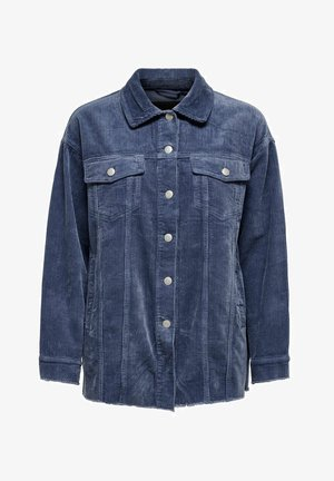 Summer jacket - vintage indigo