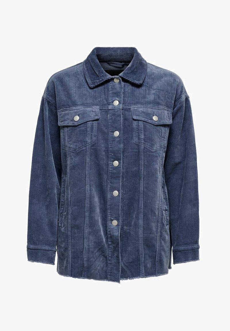 ONLY - Summer jacket - vintage indigo