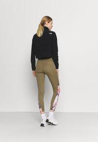 Roxy - Leggings - covert green - 2