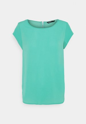 ONLVIC SOLID  - T-shirts med print - sea green