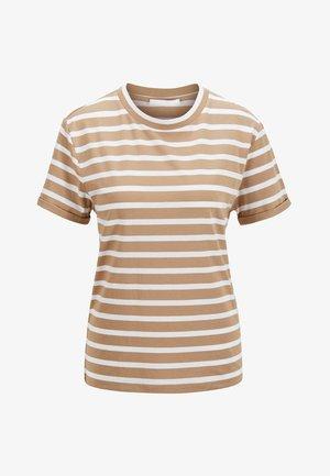 ESPRING - Print T-shirt - beige