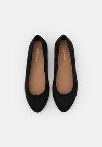 Anna Field Wide Fit - Ballet pumps - black - 5